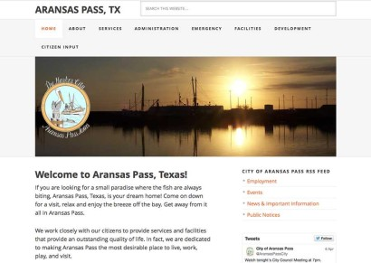 Aransas Pass Texas