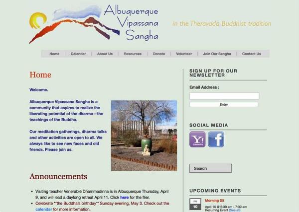 Albuquerque Vipassana Sangha