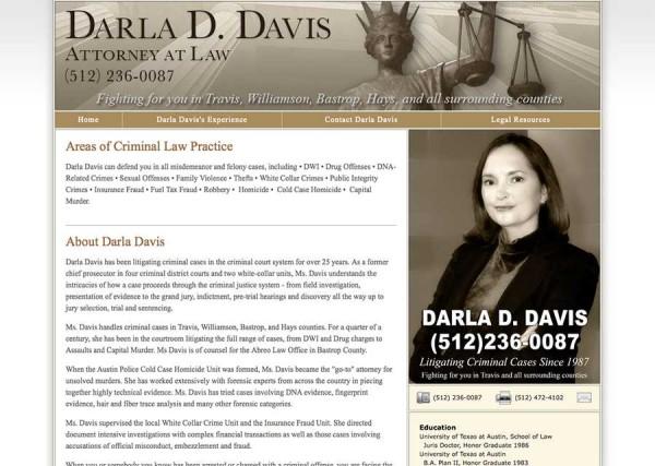 Darla Davis Law