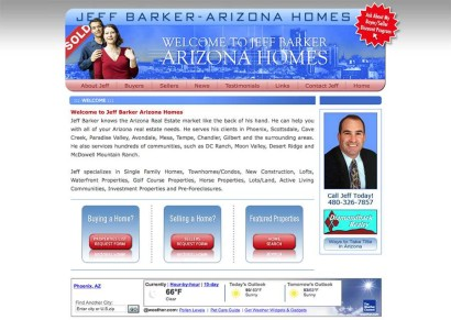 Jeff Barker AZ Homes