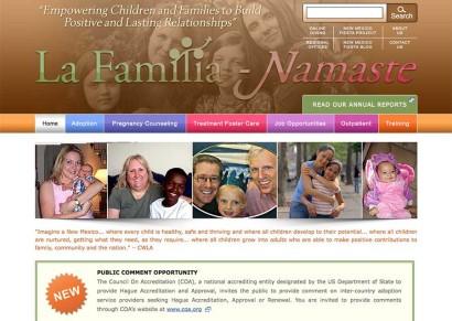 La Familia – Namaste