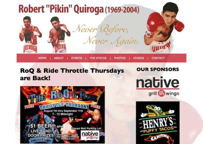"Robert ""Pikin"" Quiroga"