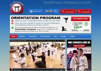 SA Kid's Karate