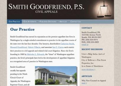 Smith Goodfriend, P.S.