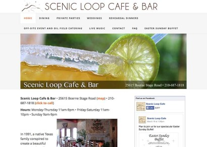 Scenic Loop Cafe & Bar