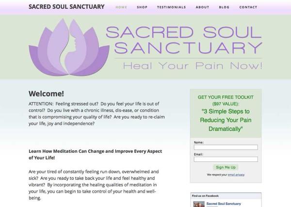 Sacred Soul Sanctuary