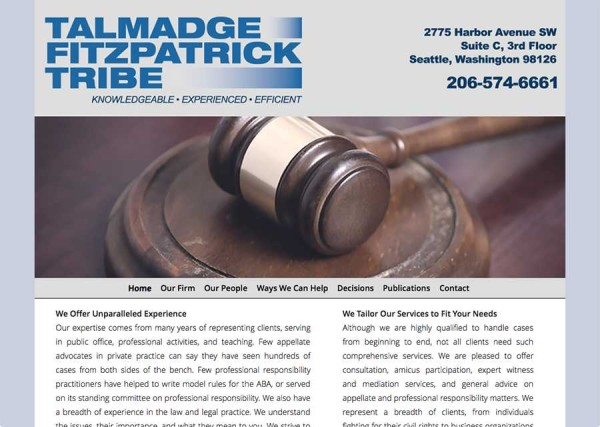 Talmadge Fitzpatrick Tribe